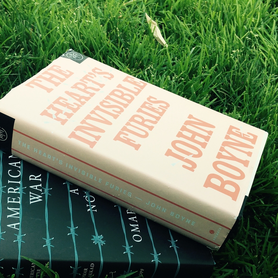 book review the heart u0027s invisible furies by john boyne u2013 spunky reads